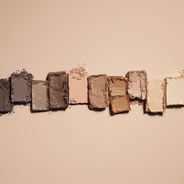 Bronzed Nudes Swatches